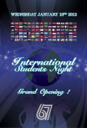 INTERNATIONAL STUDENT PARIS