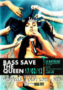 Bass save the queen