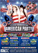 INTERNATIONAL STUDENT PARTY - American party