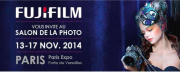 Fujifilm au Salon de la Photo 2014
