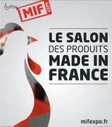 MIF Expo 2016, le Salon du Made In France