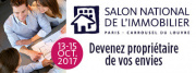 Le Salon de l'Immobilier 2017 à Paris