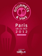 Gourmets & vins au salon cuisinez by M6 2012