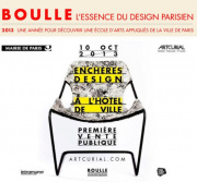 Vente aux enchères au profit des jeunes créateurs parisiens