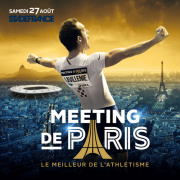 Meeting de Paris 2016 au Stade de France