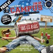 CAMPUS - PIRATES DES CARAIBES