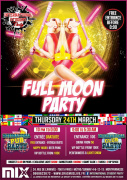 International Student Party - Full Moon Party