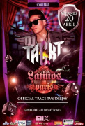 Latinos In Paris with Dj Tackt