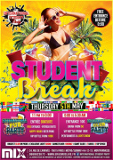 International Student Party : Student Break