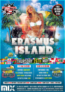 International student party : Erasmus Island