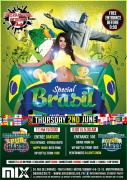International Student Party : Spécial Brasil