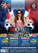International Student Party : French touch