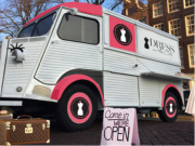 DRESS in the City lance son fashion truck suivi d'un vide-dressing