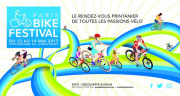1ère édition du Paris Bike Festival du 12 au 14 mai