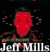 Paris, Grand Palais, Dans la nuit, des images, Jeff Mills, The Trip