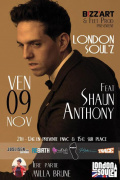 LONDON SOUL'Z Feat SHAUN ANTHONY