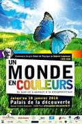 Monde en couleurs, Grand Palais, Exposition, Paris