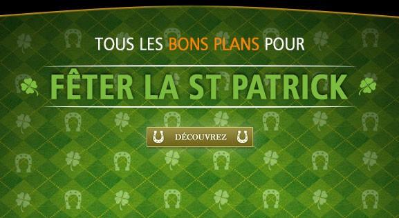 Où fêter la St Patrick à Paris