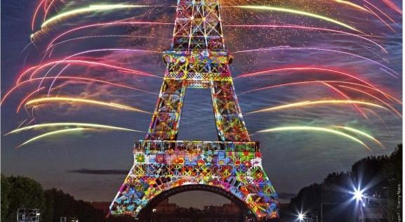 Les Feux d'artifice à Paris et en Ile de France