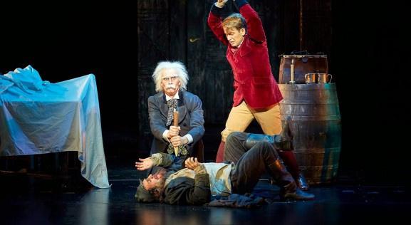 La comédie musicale Le Bal des Vampires