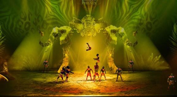 Cirkafrica 2 au Cirque Phénix