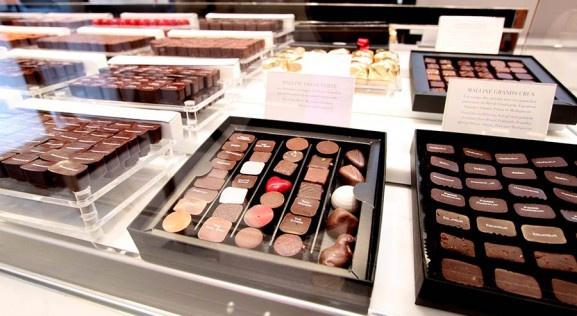 Les chocolats et douceurs de Noêl à Paris