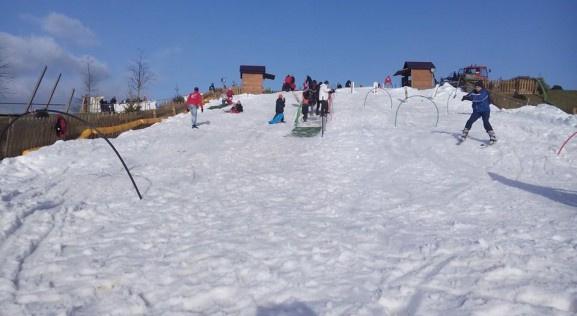 Le Village Sportif d'hiver