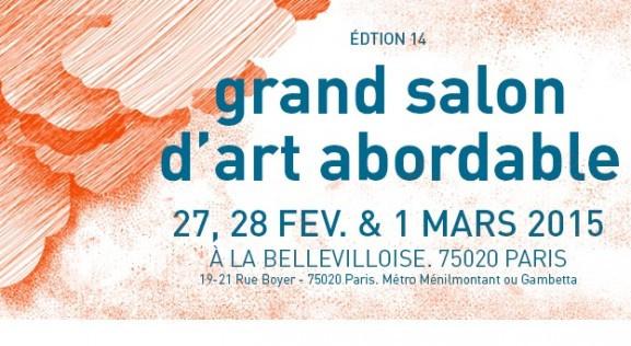 Le Grand Salon d'art abordable à la Belleviloise