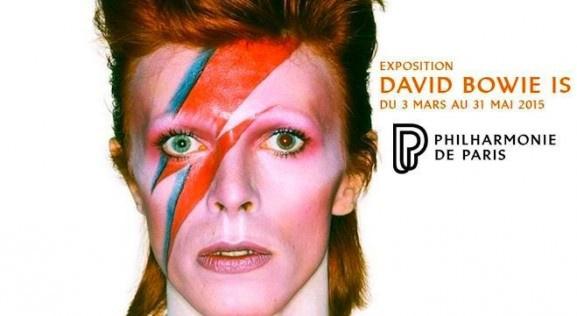 """""""David Bowie is"""", l'expo à la Philharmonie"""