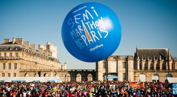 Le Semi-Marathon de Paris