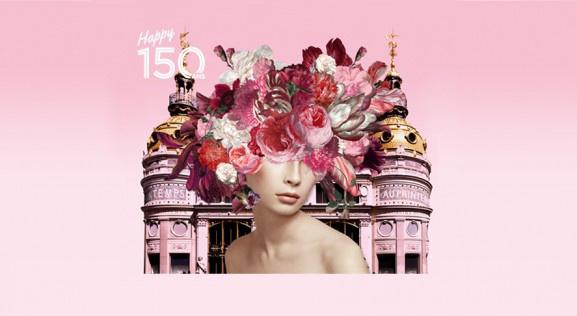Le Printemps fête ses 150 ans !