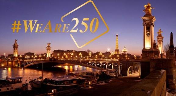 #Weare250, la soirée événement !