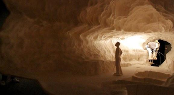 La grotte de Lascaux à Paris