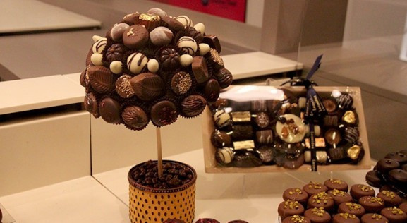 Salon du Chocolat 2016 à Paris