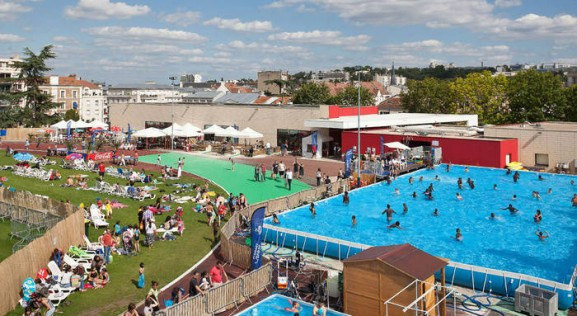 Nos bons plans spectacle th tre for Piscine de bagnolet