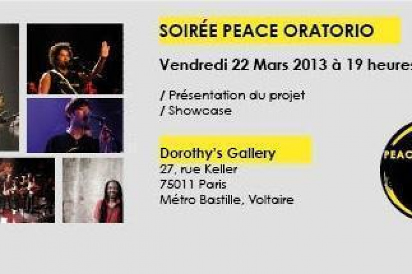 Showcase Peace Oratorio