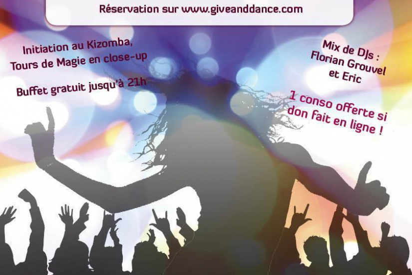 Afterwork humanitaire en soutien aux enfants vietnamiens | Give and Dance