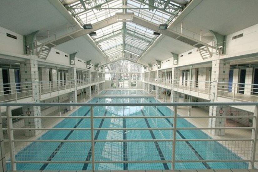les piscines paris 18 me arrondissement