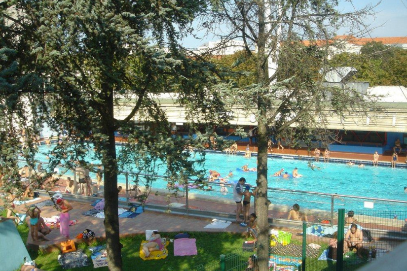 Les piscines paris 12 me arrondissement - Piscine porte de champerret horaires ...
