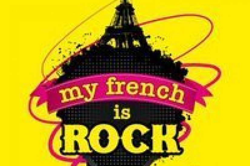 my french is rock
