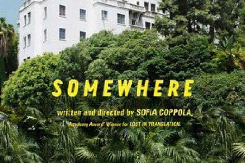 Somewhere Sofia Coppola