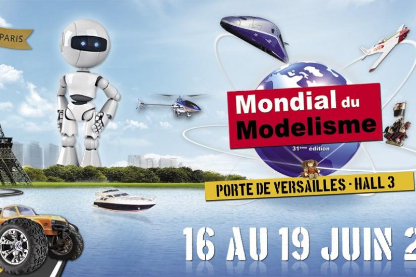 Mondial du modelisme 2011 for Salon design porte de versailles