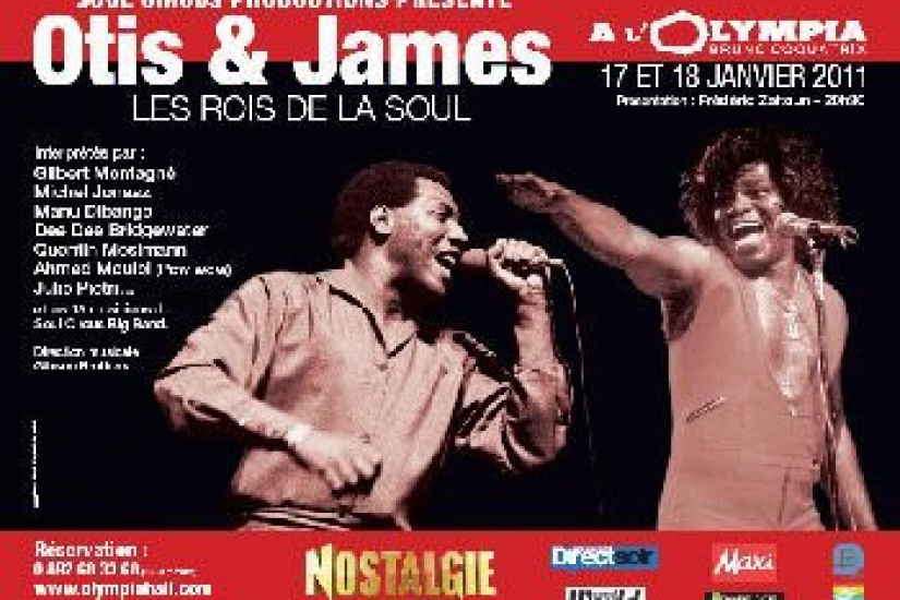 otis et james