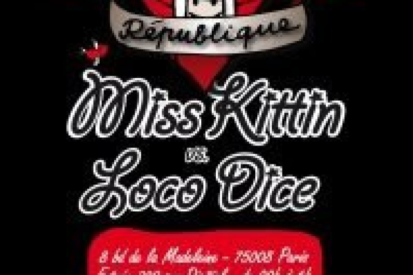 Republique Miss Kittin
