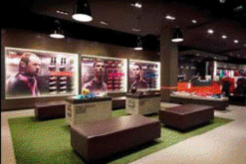 boutique nike velizy