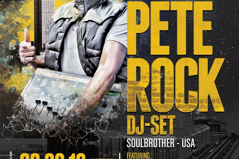 So Miles Party : Pete Rock Dj-Set / Dj Jim / Rocé Dj-Set