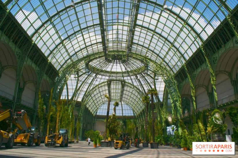 L 39 art du jardin revient en 2015 au grand palais annul for Art du jardin grand palais