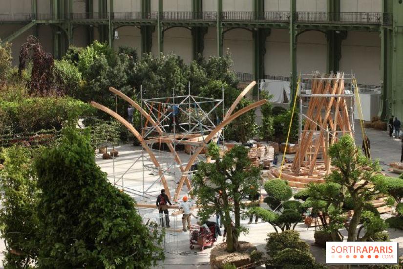 L 39 art du jardin revient en 2015 au grand palais annul for Jardin cultural uabc 2015