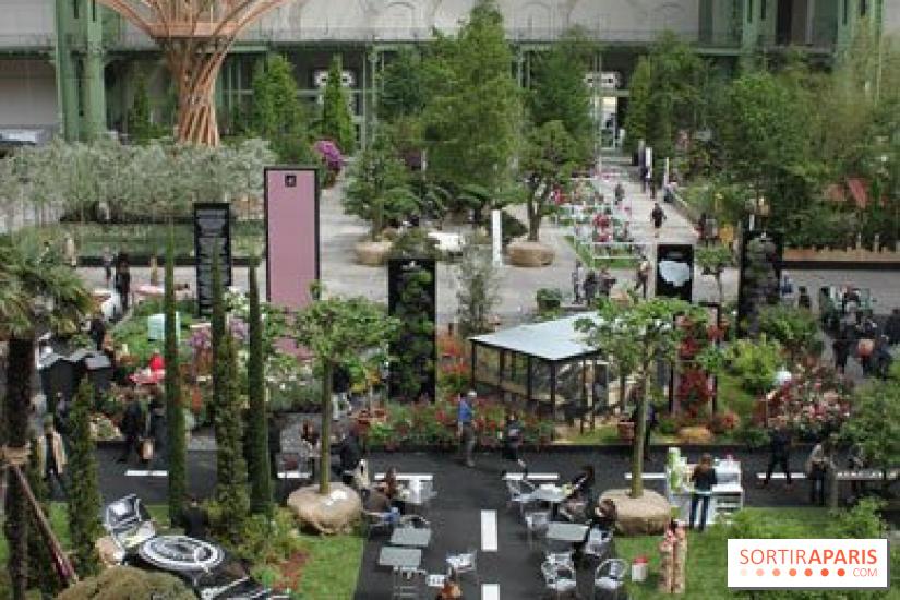 L 39 art du jardin revient en 2015 au grand palais annul for Art du jardin zbinden sa