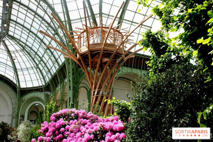 L 39 art du jardin revient en 2015 au grand palais annul for Art jardin creation